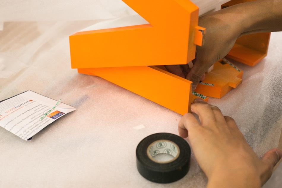 Sticky Tape Prototyping