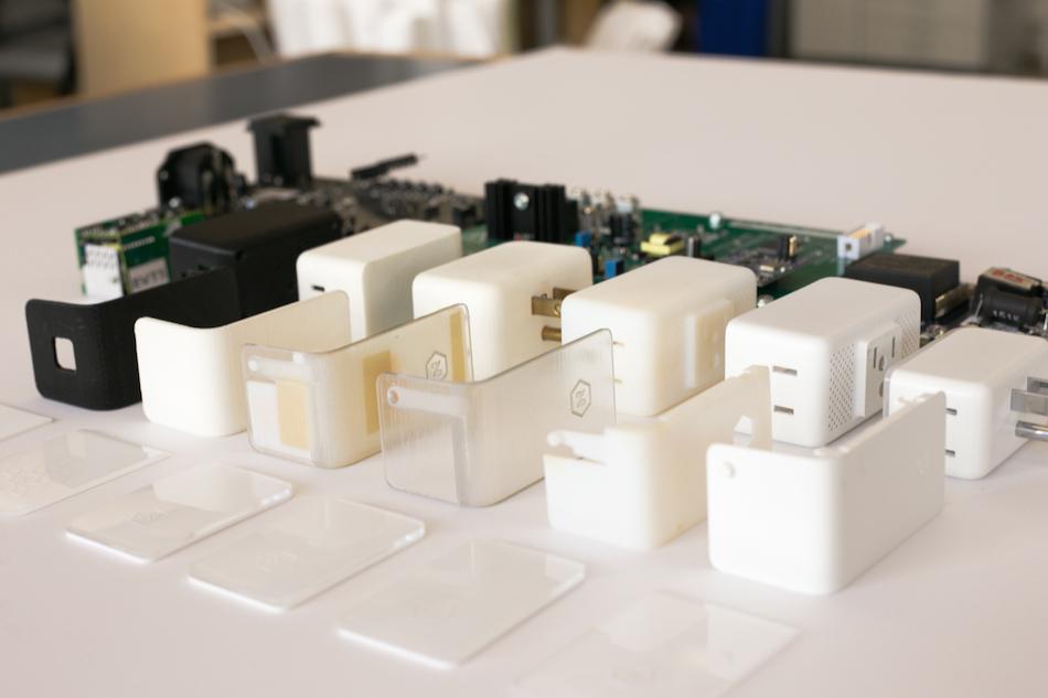 zuli smartplug prototypes