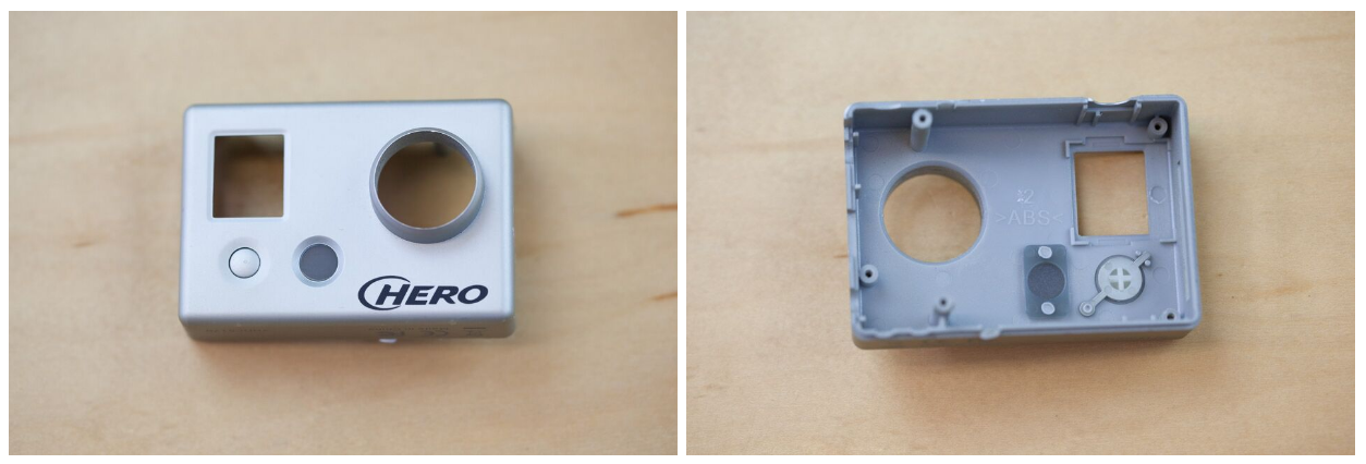 gopro hero enclosure