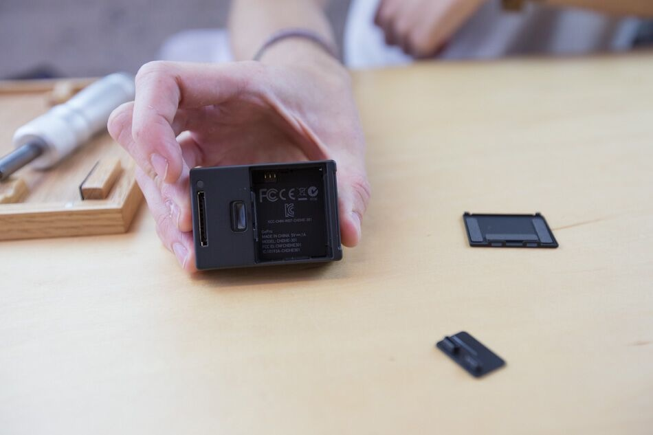 gopro hero 3 battery