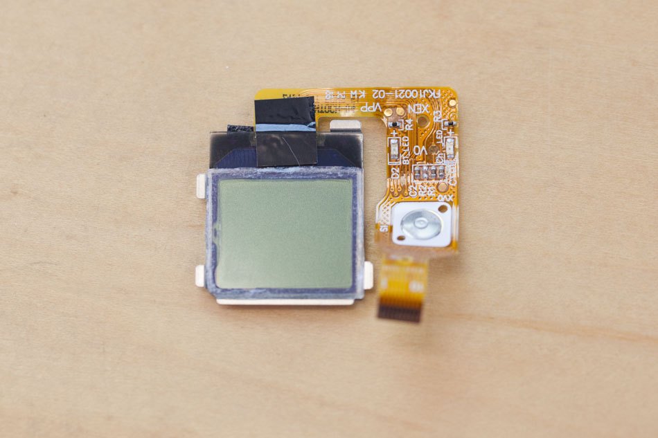 gorpo hero 3 lcd screen