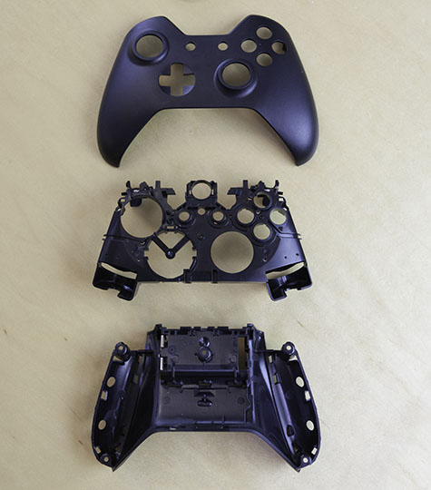 Xbox One Controller Skeleton