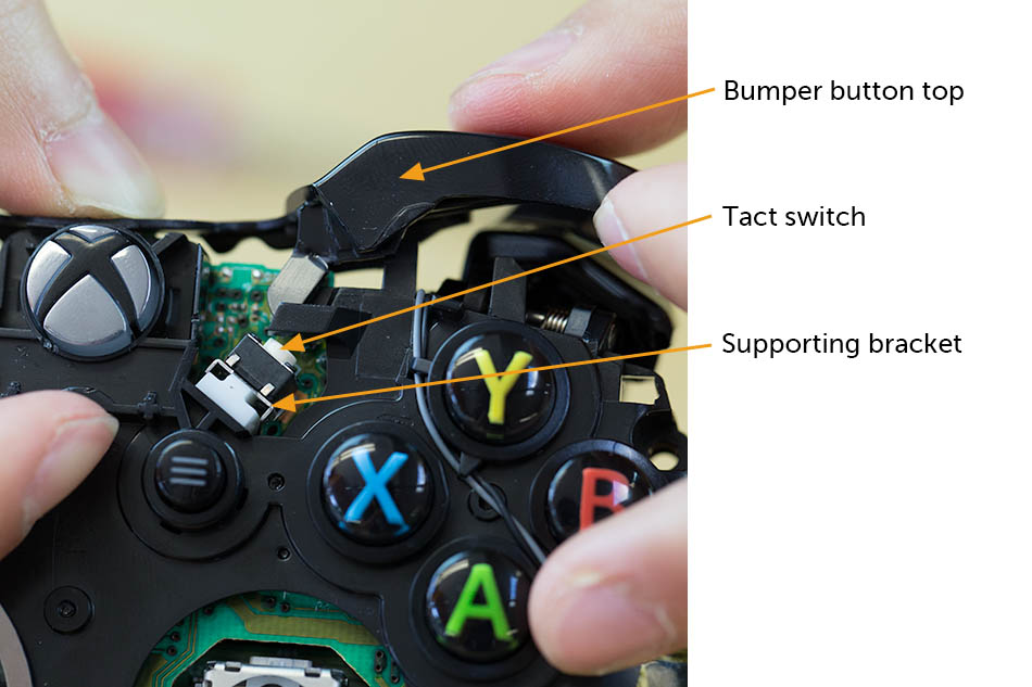 Xbox Controller Teardown