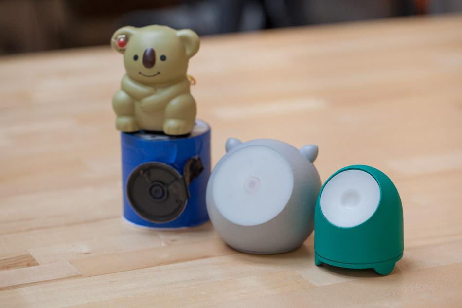 early MOTI prototypes