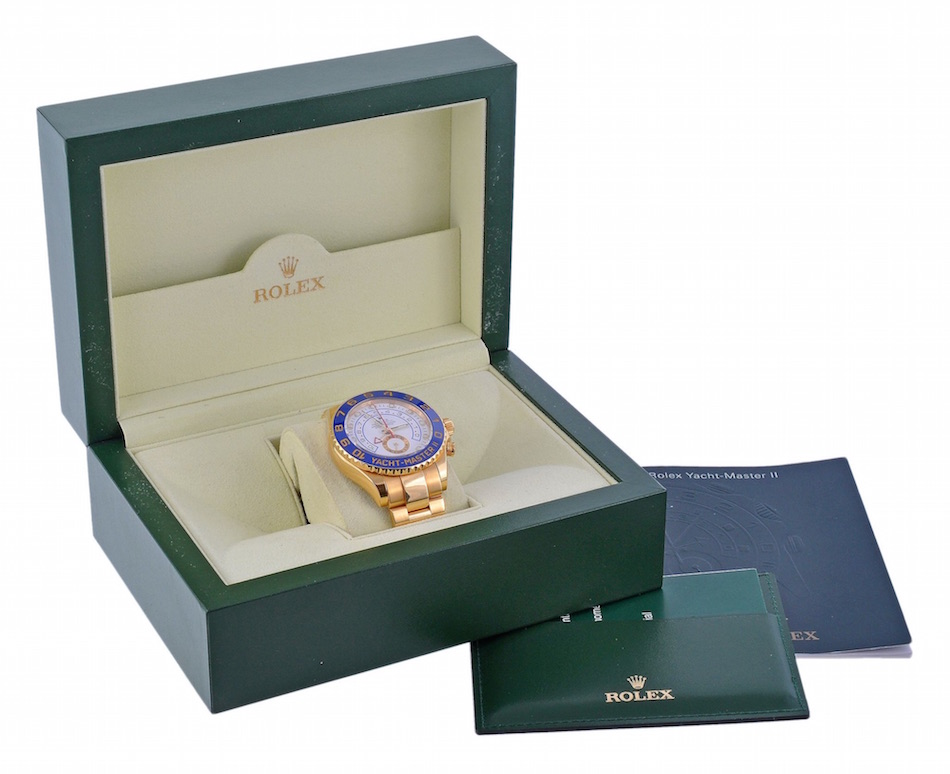 Rolex watch case