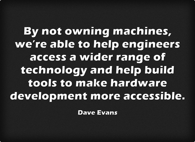 Dave Evans quote