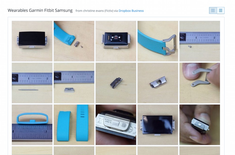 Fitness wearables image gallery