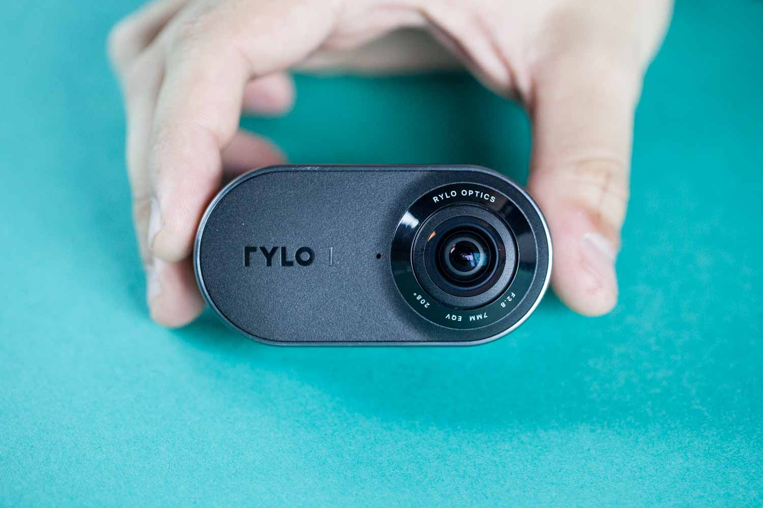 Rylo 360 video camera teardown