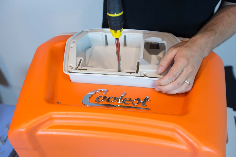 Coolest Cooler Teardown