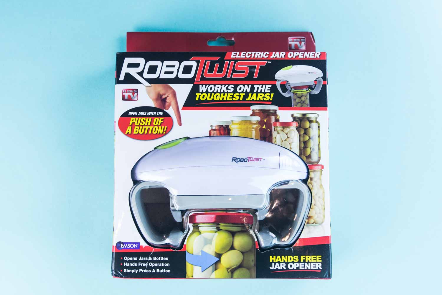 Robotwist Teardown