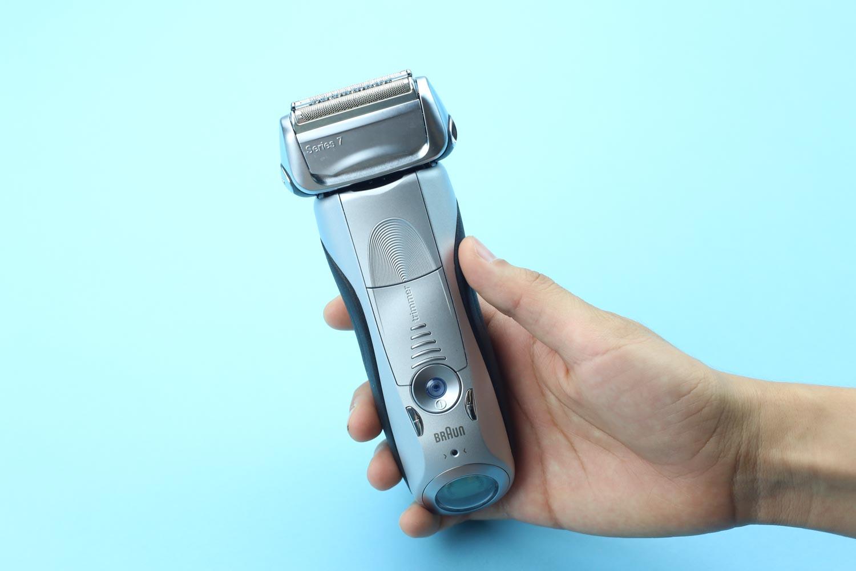 Electric Shaver Teardown
