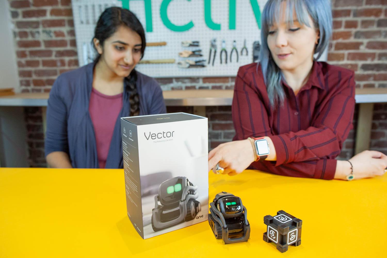 Anki Vector Robot Teardown