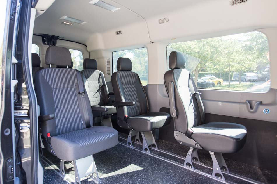 Insight Ford's GoRide Intelligent Shuttle