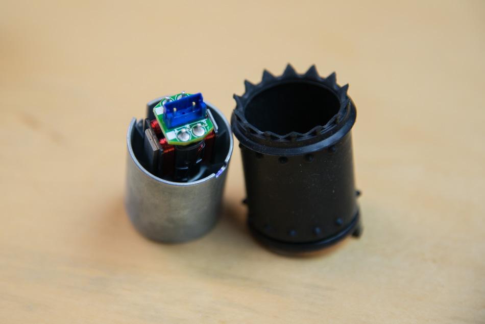 Dyson's Digital V9 motor