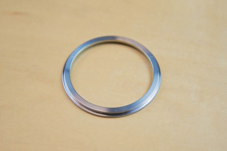 magnetic metal ring for hair dryer attachments