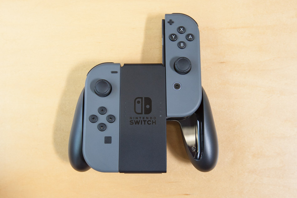 Nintendo Switch JoyCon Grip
