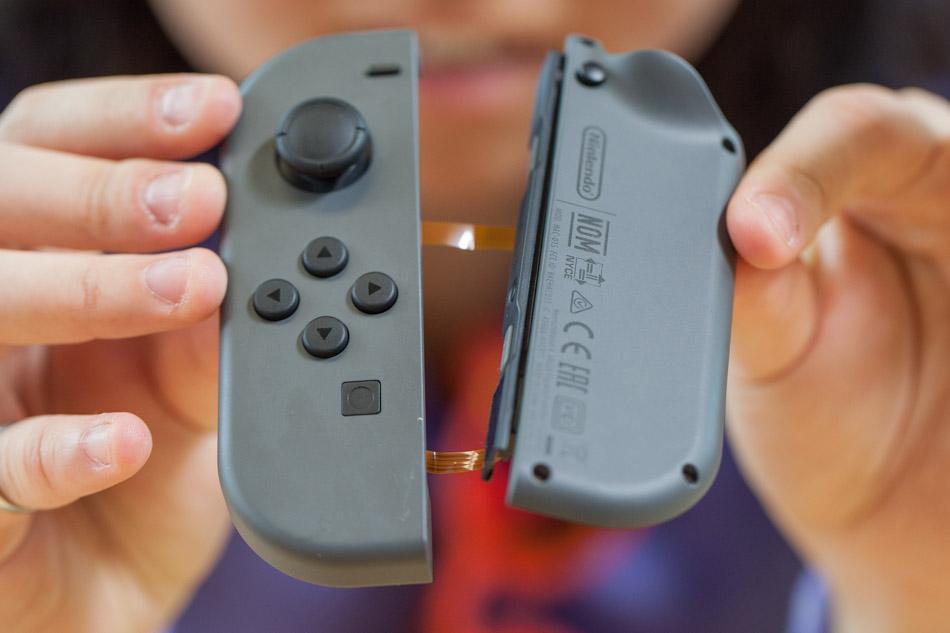 Nintendo Switch JoyCon Controllers