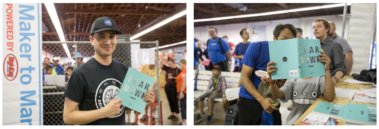 Maker Faire Teardown Vol 1 Pre Sale