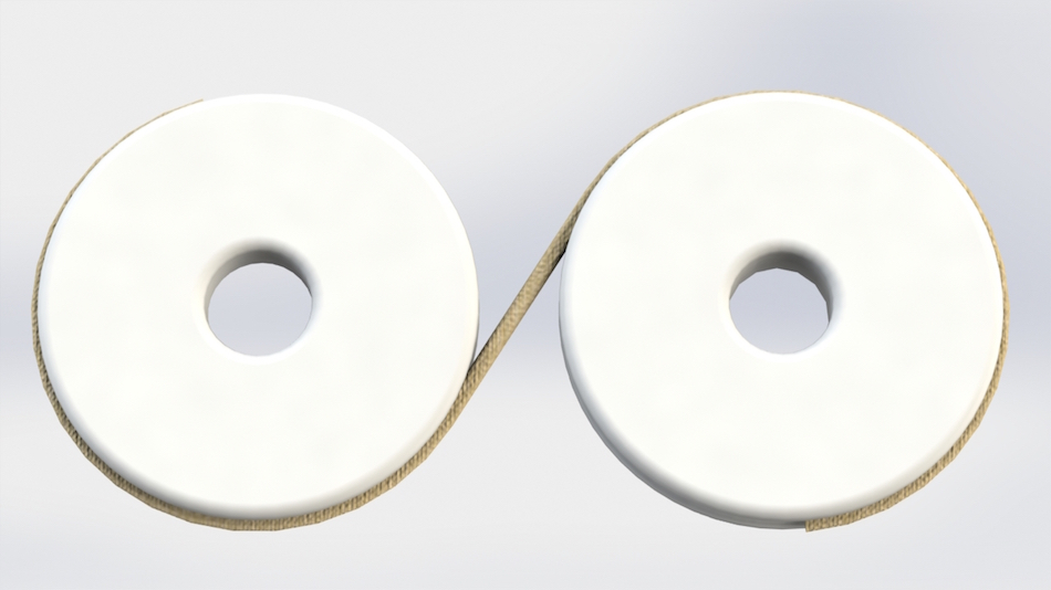 involute design string