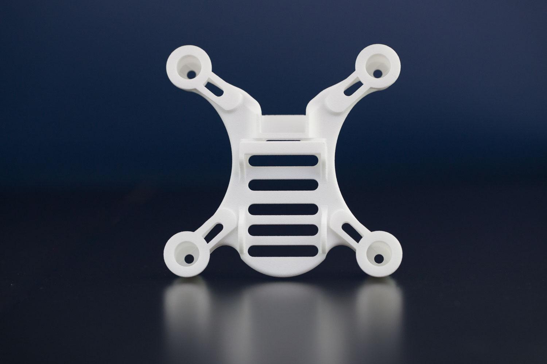 sls nylon 3d printed par
