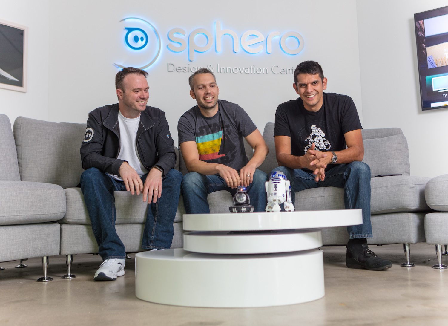 sphero engineers with new star wars products
