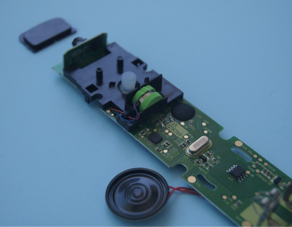 inside of a controller