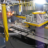 Automated 121 Ton with Slide Table
