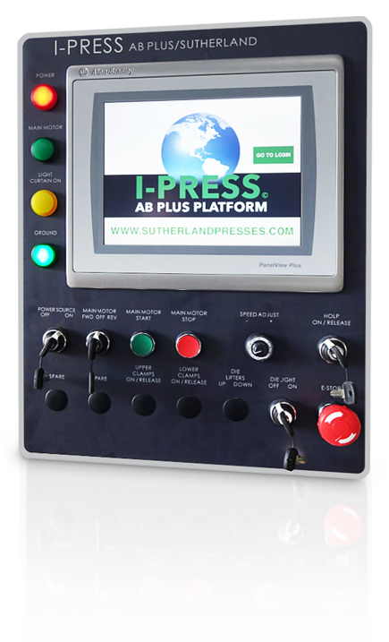 Sutherland Advanced Press Controls