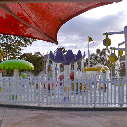Parques Aquasol, Carolina.