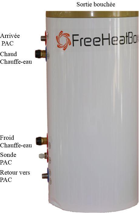 Freeheatbox pour chauffage maison ossature bois - mob