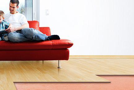 chape Thermio+ pour plancher chauffant sec mince