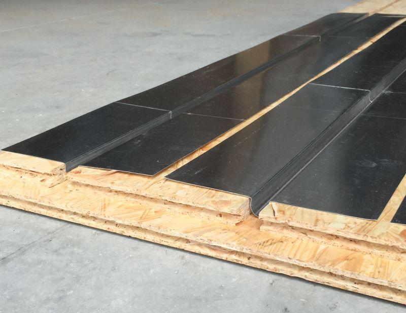 Prix plancher chauffant Caleosol 2 en 1 OSB