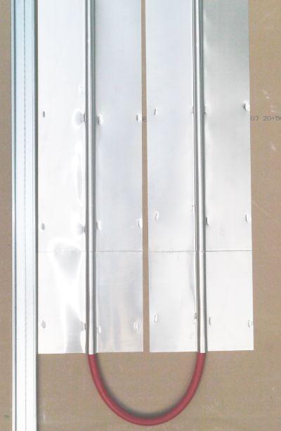 Montage plafond chauffant rayonnant Caleoplafond