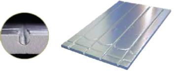 Plancher chauffant rénovation 25,30 ou 50mm