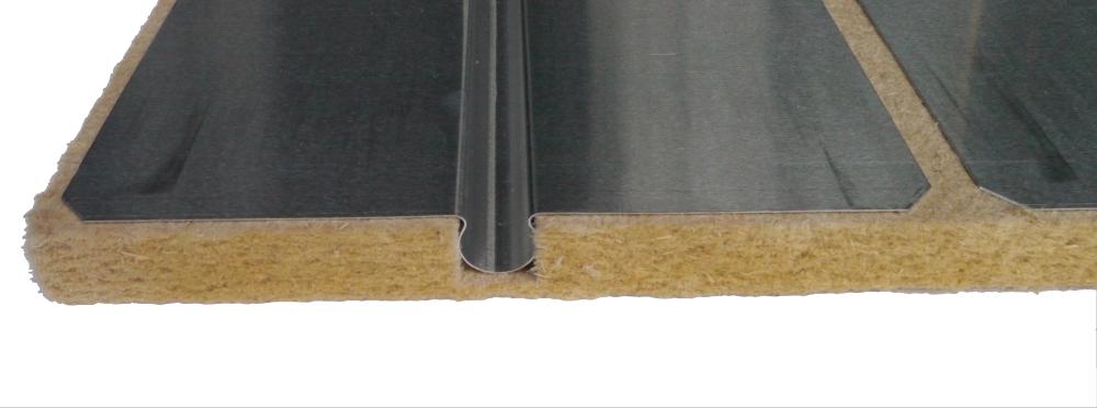 Plancher chauffant mince avec 20mm seulement - version ECO+ fibre de bois