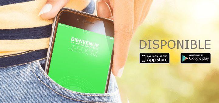App pour box domotique