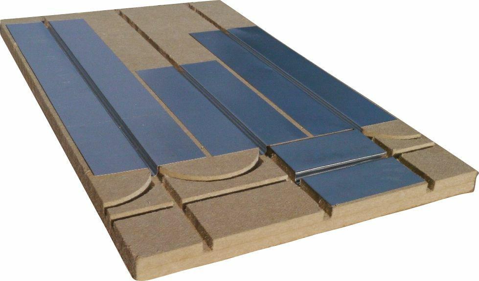 Kit plancher chauffant Caleosol Tradi ECO+ 40mm