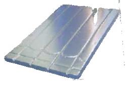 Kit plancher Chauffant Sec Mince Caleosol Classique 25mm tuyau 12mm