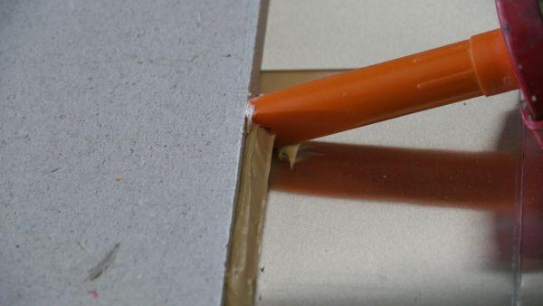 Pose de lino sur plancher chauffant