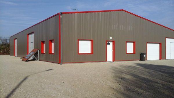 Centre de formation et usine de plancher chauffant - chauffage au sol à St Denis / Poitiers