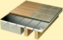 Plancher Chauffant Renovation Votre Solution Au Mm Pres