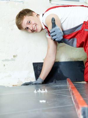 mise en service plancher chauffant test a la pression