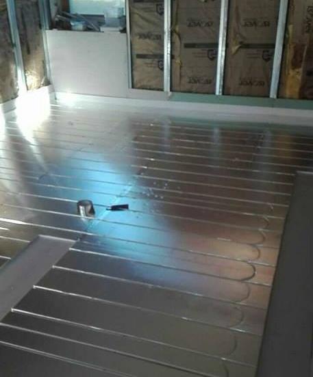 Vue plancher chauffant 71490 Couches - Le creusot