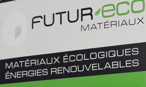Magasin plancher chauffant Caleosol Poitiers Jauney Futureco matériaux