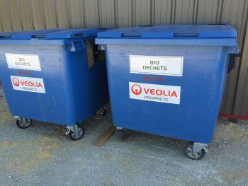 Recyclage matériaux de construction économie circulaire