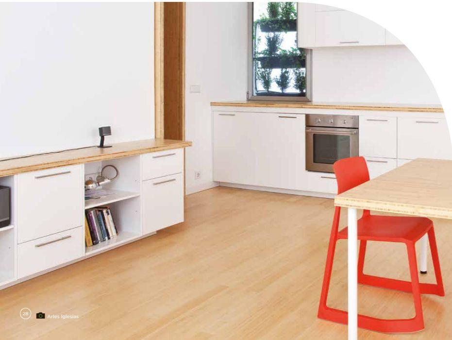 parquet pure bamboo moso pour plancher chauffant. Black Bedroom Furniture Sets. Home Design Ideas