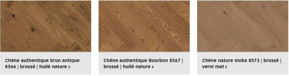 Finitions pour parquet Meister Residence pour plancher chauffant (2/3)