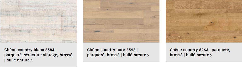 Finitions pour parquet Meister Style pour plancher chauffant (2/2)