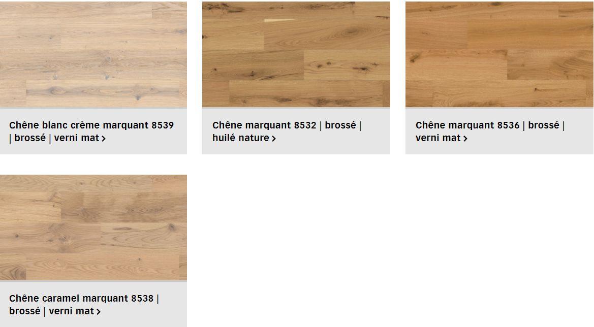 Finitions parquet Meister Classic pour plancher chauffant (3/3)