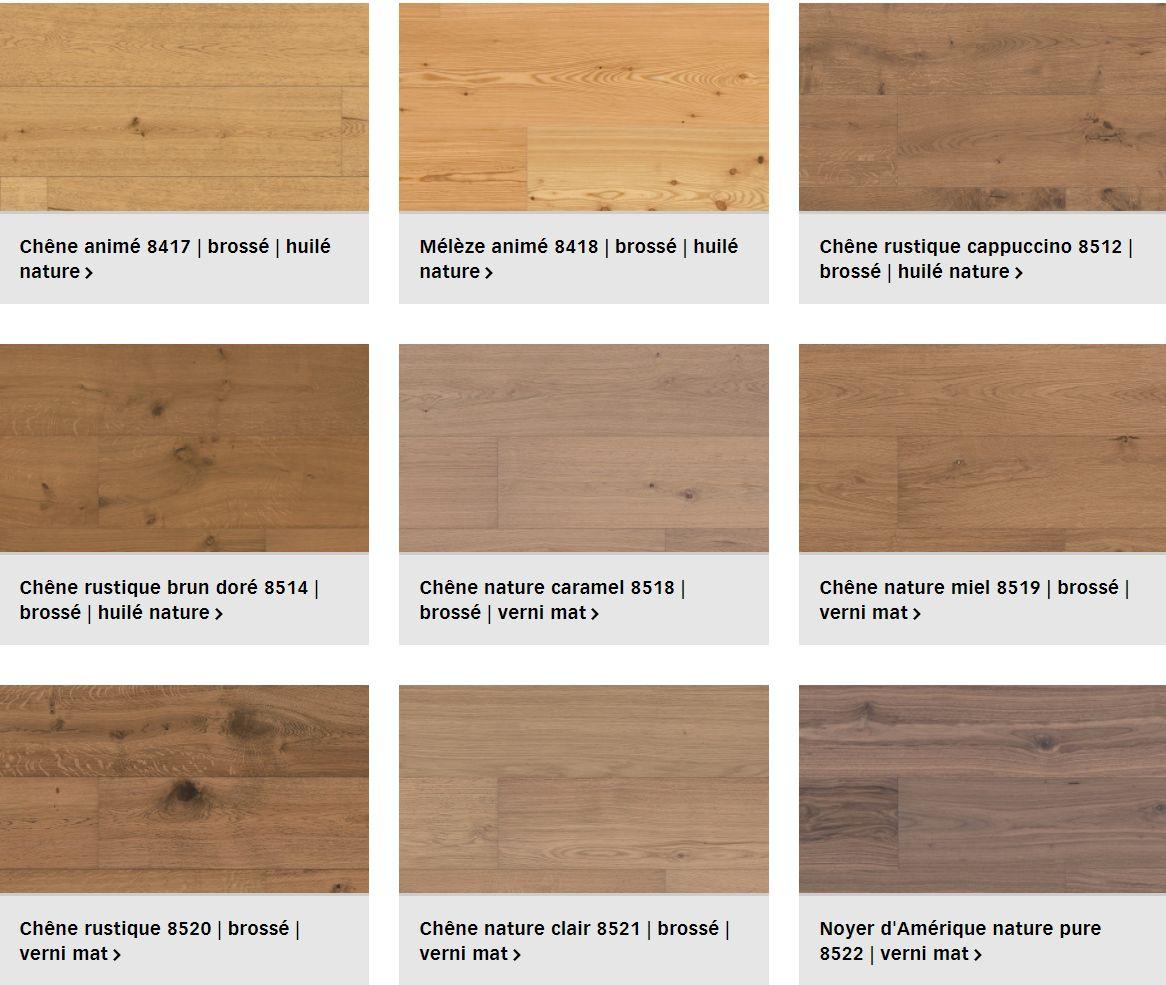 Finitions sol en bois Lindura pour plancher chauffant (2/3)
